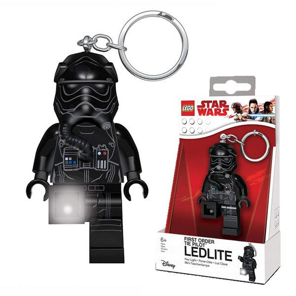 Lego Star Wars Светещ ключодържател PILOT FIGHTER LGL-KE113