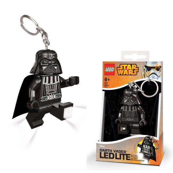 Lego Star Wars Светещ ключодържател DART WADER LGL-KE7