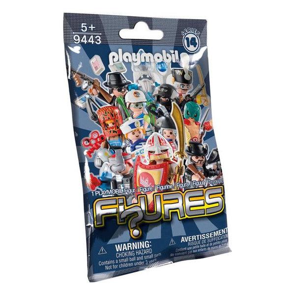 Playmobil Серия 14 Случайна мини фигурка момче 9443