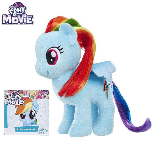 My Little Pony Моето малко плюшено пони 16см Rainbow Dash E0032