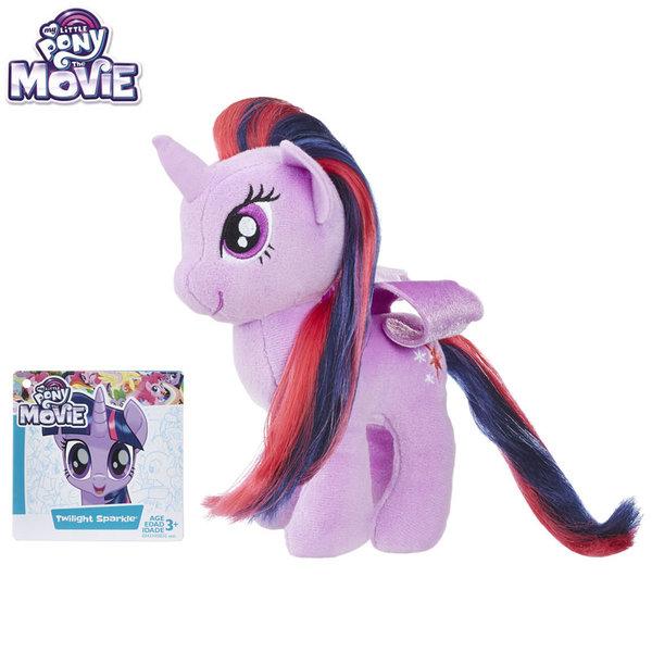 My Little Pony Моето малко плюшено пони 16см Twilight Sparkle E0032