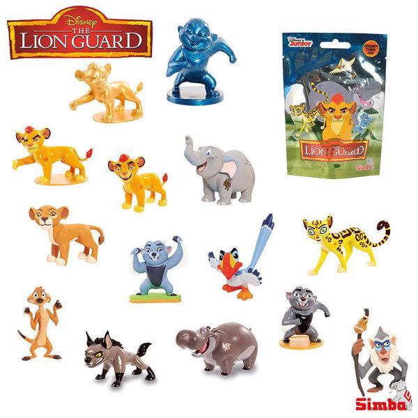 Simba Disney Lion Guard Случайна мини фигурка Пазител на Лъвските земи 109318706