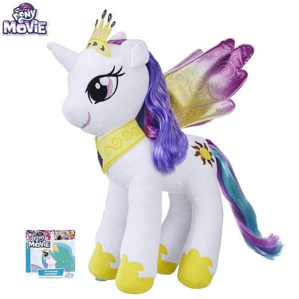 My Little Pony Моето малко плюшено пони Принцеса Celestia 30см E0034