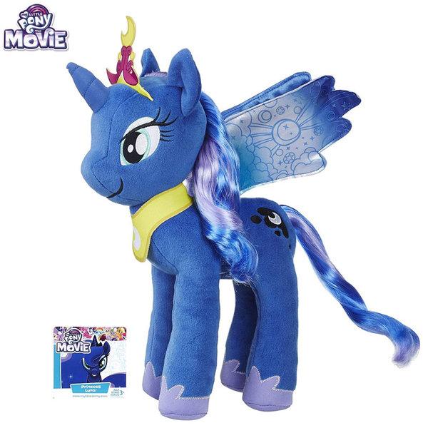 My Little Pony Моето малко плюшено пони Принцеса Luna 30см E0034