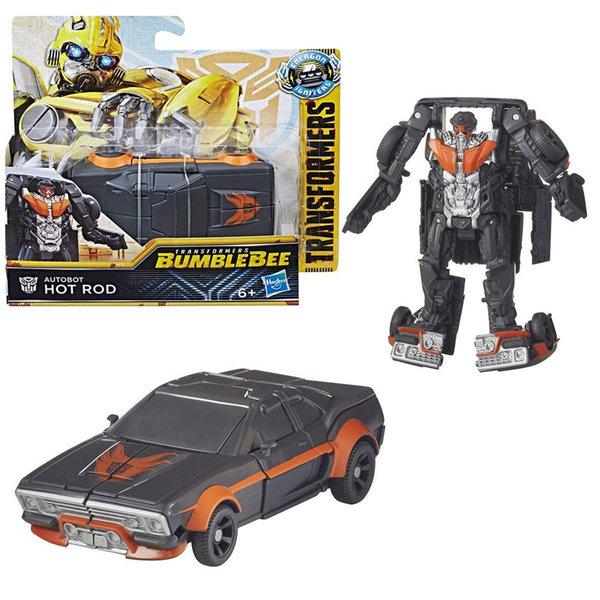 Transformers Energon Igniters Power Трансформърс екшън фигура 12см Autobot Hot Rod e0698
