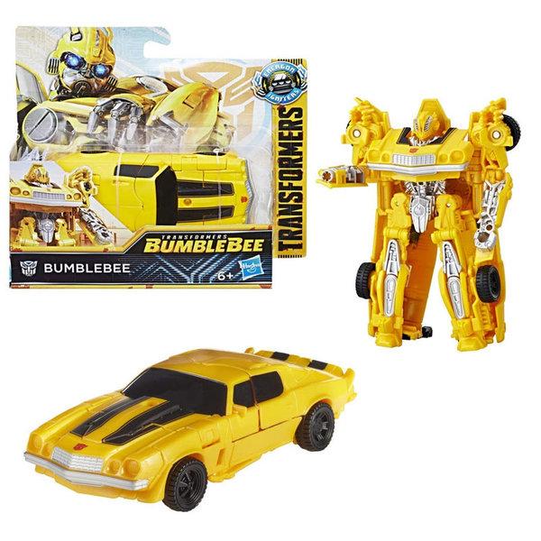 Transformers Energon Igniters Power Трансформърс екшън фигура 12см Bumblebee e0698