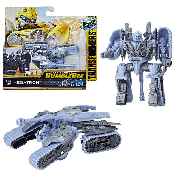 Transformers Energon Igniters Power Трансформърс екшън фигура 12см Megatron e0698