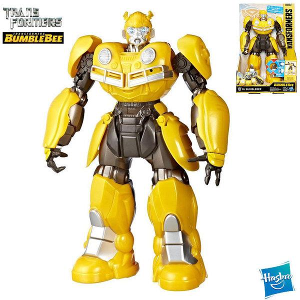Transformers Интерактивен робот DJ Bumblebee E0850