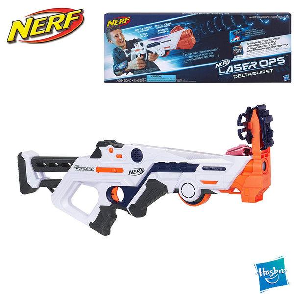 Nerf Laser Ops Лазерен бластер DeltaBurst E2279