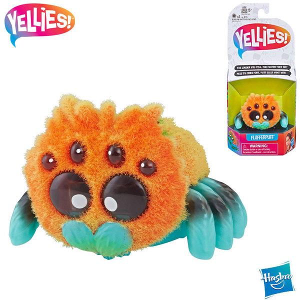 Hasbro Yellies! Интерактивно паяче Flufferpuff E5064