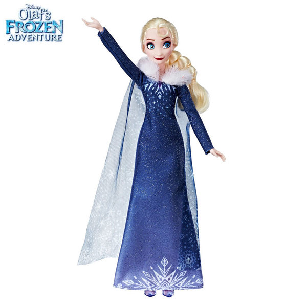 Disney Frozen Кукла Елза от Приключенията на Олаф E2658