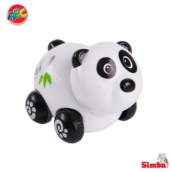Simba Забавни животни на колелца Панда 104012074