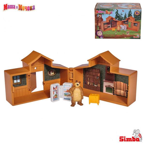 Simba Маша и Мечока Мини къща на Мечока 109301039