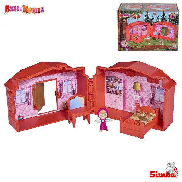 Simba Маша и Мечока Мини къща на Маша 109301039