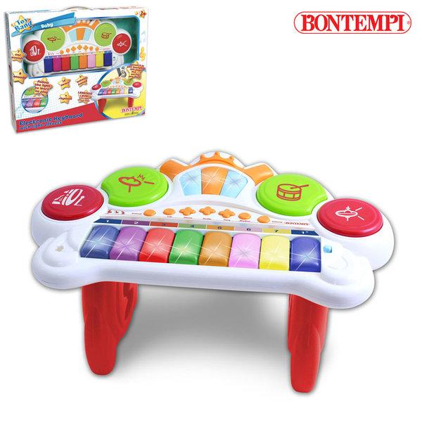 Bontempi Бебешки синтезатор с 8 клавиша 131025