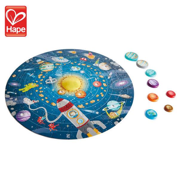 Hape Детски пъзел Слънчева система H1625