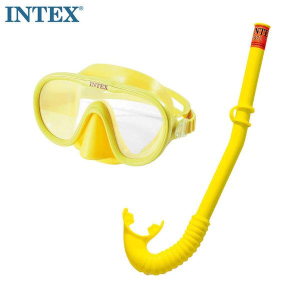 Intex Комплект шнорхел и маска 55642