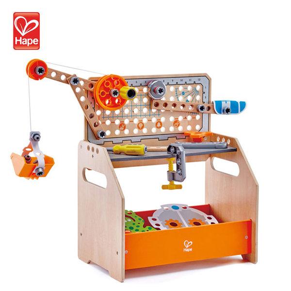 Hape Дървена работилница с инструменти H3028