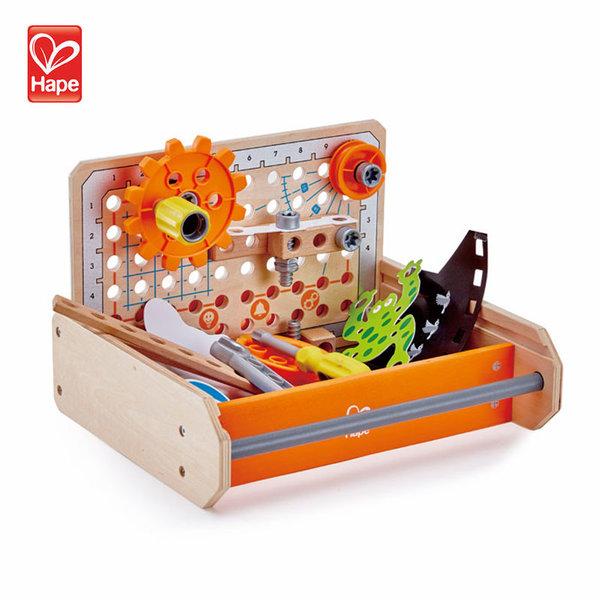 Hape Дървена кутия с инструменти H3029
