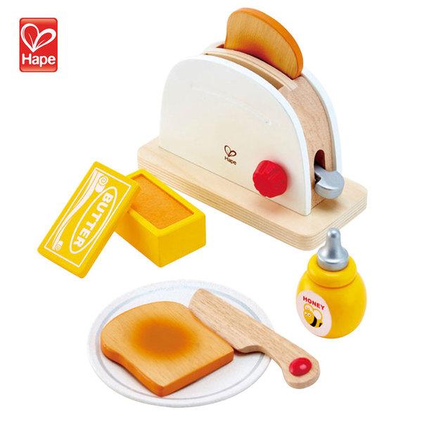 Hape Детски дървен тостер H3148