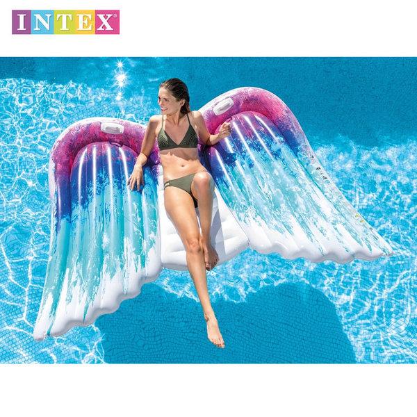 Intex Надуваем дюшек Ангелски крила 58786