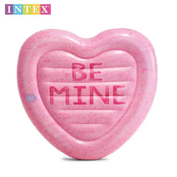 Intex Надуваем дюшек Сърце 58789