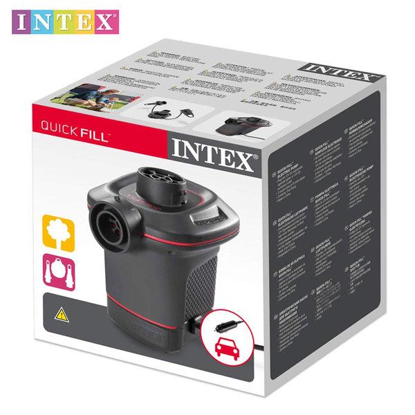 Intex Електическа помпа 12V 66636