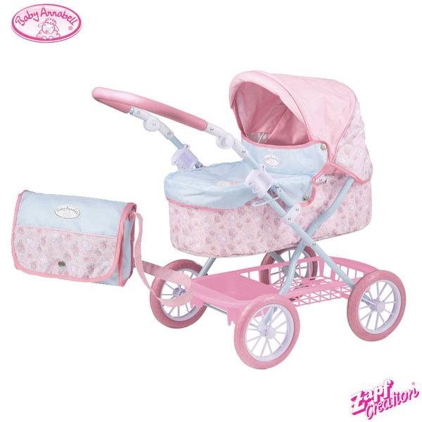 Baby Annabell Луксозна количка за кукла Бейби Анабел 700426