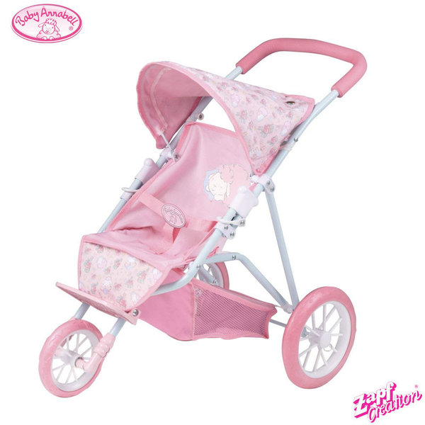 Baby Annabell Количка за кукла Бейби Анабел 700440
