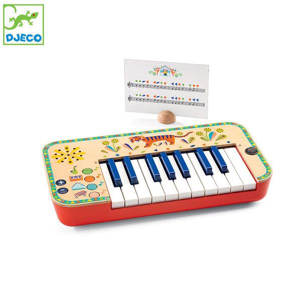 Djeco Детски синтезатор Animambo DJ06023