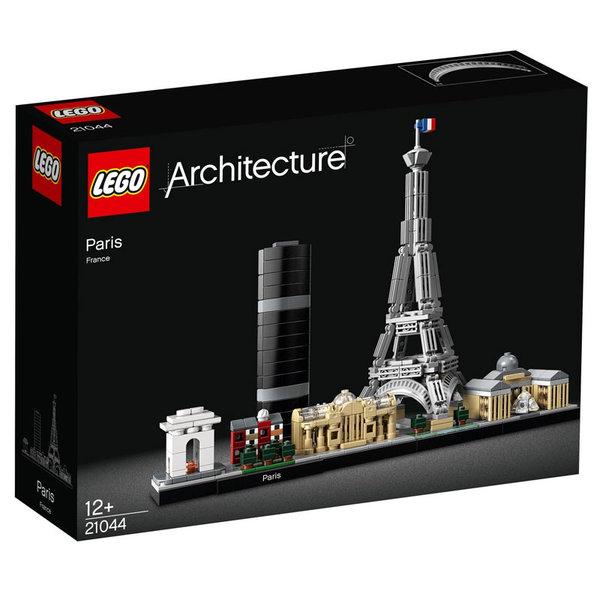 Lego 21044 Архитектура Париж