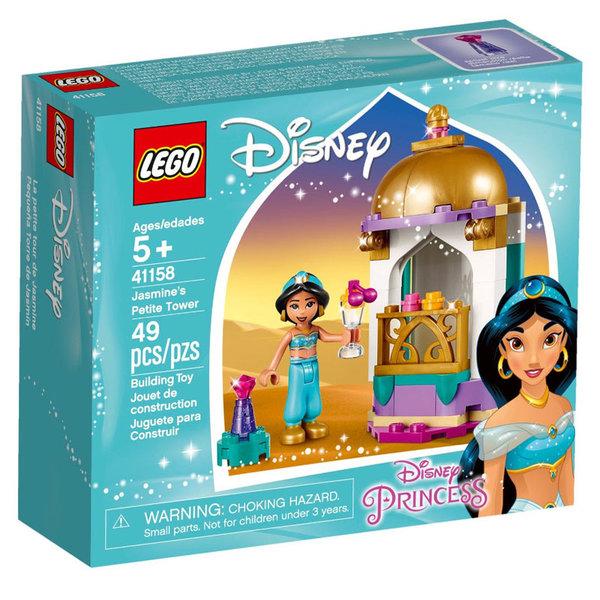 Lego 41158 Disney Princess Малката кула на Ясмин