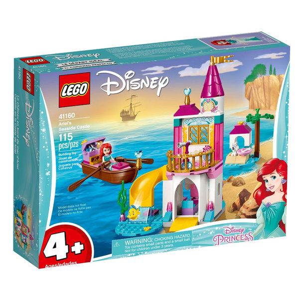 Lego 41160 Disney Princess Крайбрежният замък на Ариел