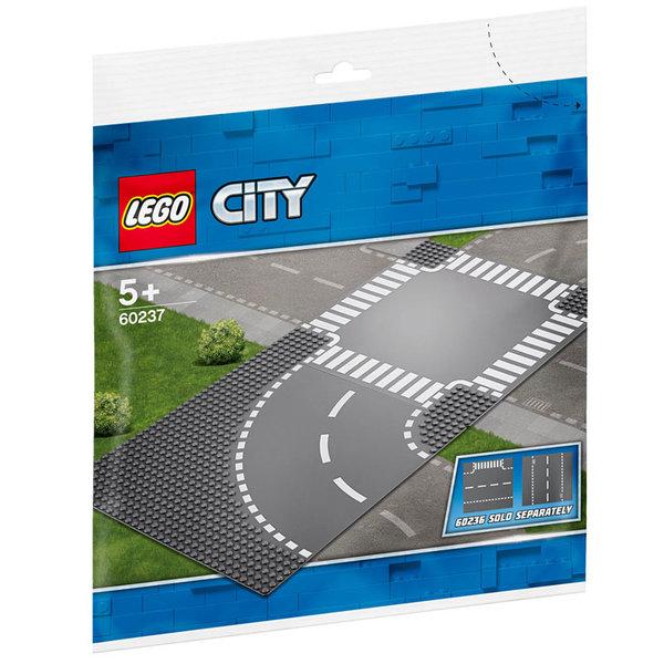 Lego 60237 City Завой и кръстопът