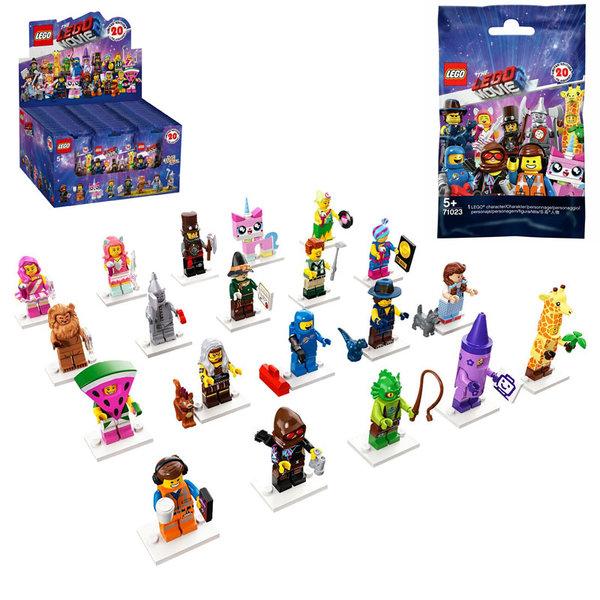 Lego 71023 The LEGO Movie2 Случайна мини фигурка Лего Филмът 2