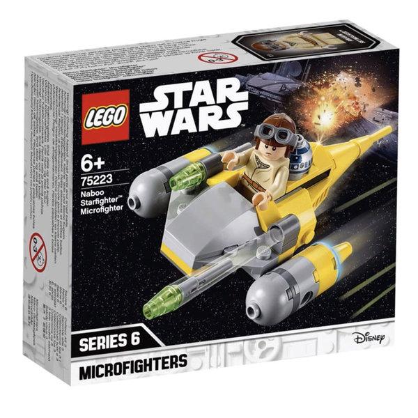 Lego 75223 Star Wars Набу старфайтър микрофайтър