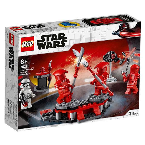 Lego 75225 Star Wars Боен пакет Елитната Преторианска гвардия