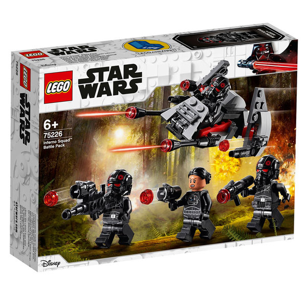 Lego 75226 Star Wars Боен пакет Отделение Инферно