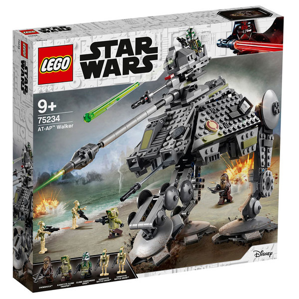 Lego 75234 Star Wars AT-AP Walker
