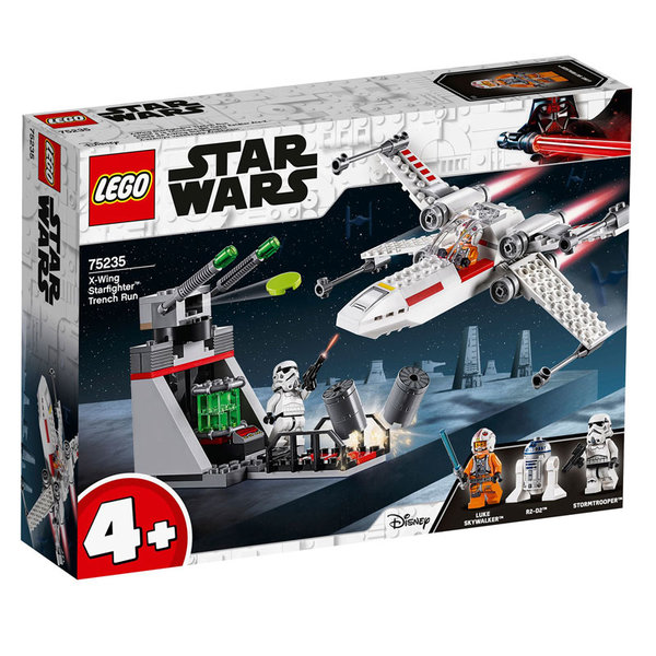 Lego 75235 Star Wars X-Wing старфайтър