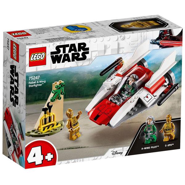 Lego 75247 Star Wars А-Wing старфайтър на Съпротивата