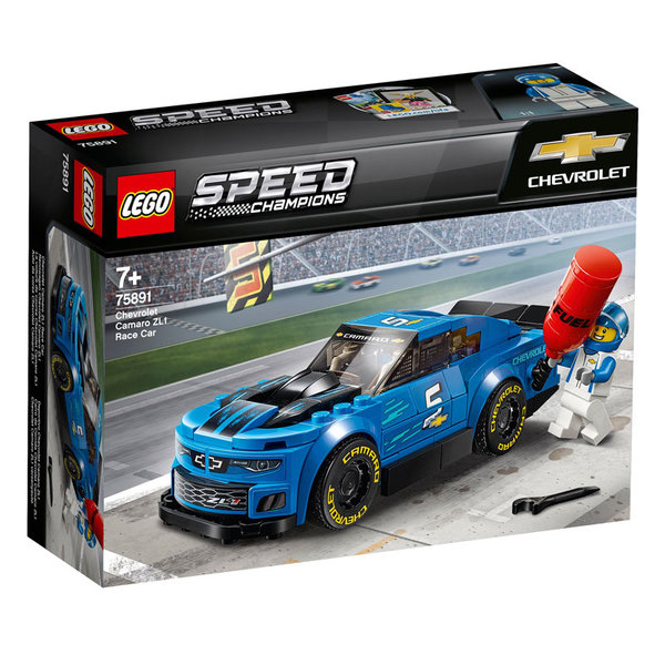 Lego 75891 Speed Champions Състезателна кола Chevrolet Camaro ZL1