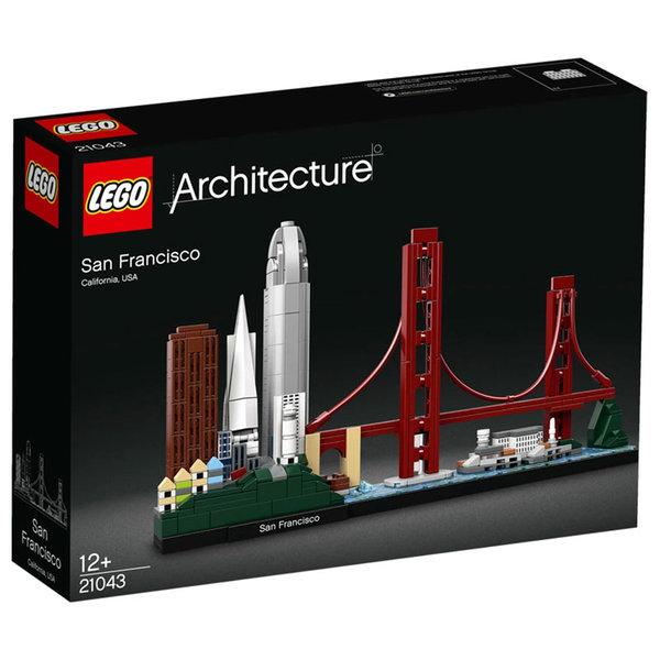 Lego 21043 Архитектура Сан Франциско