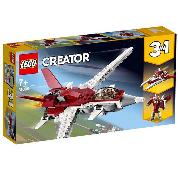 Lego 31086 Creator Футуристична летяща машина