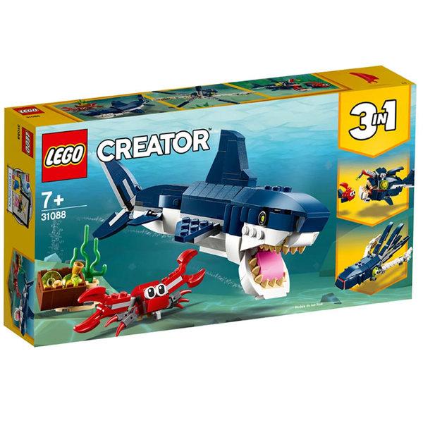 Lego 31088 Creator Създания от морските дълбини