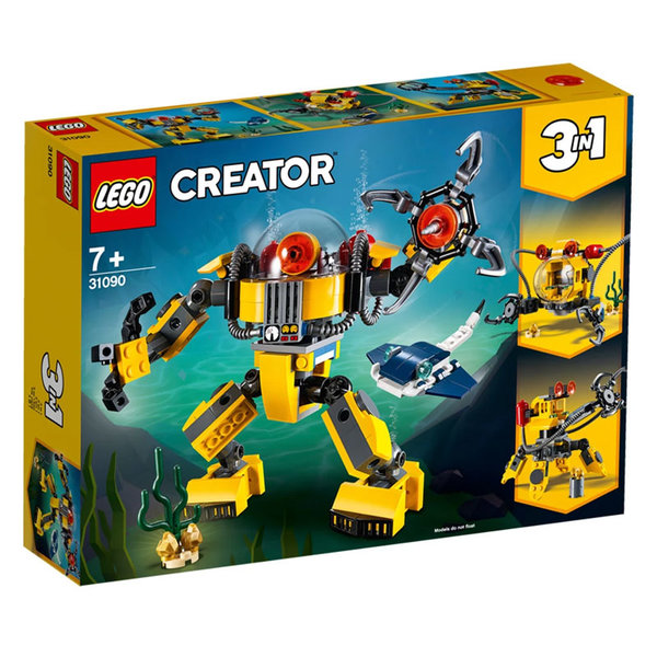 Lego 31090 Creator Подводен робот