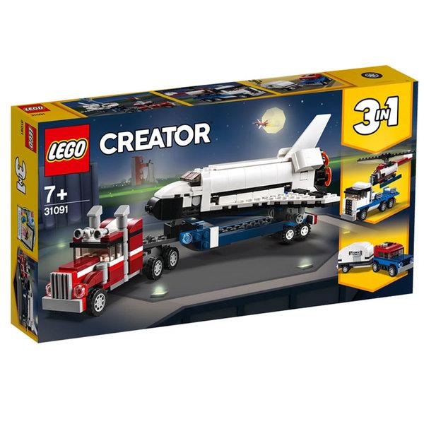 Lego 31091 Creator Транспортьор за совалки