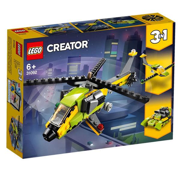 Lego 31092 Creator Приключение с хеликоптер