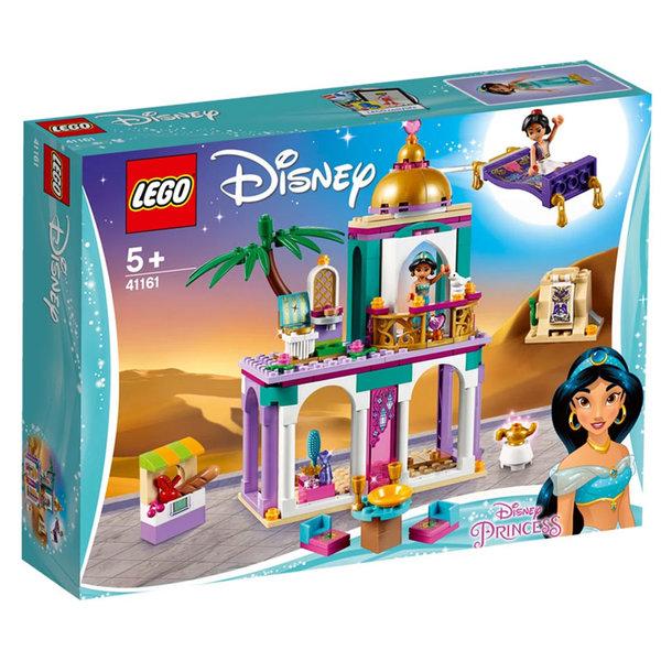 Lego 41161 Disney Princess Приключения в двореца с Аладин и Ясмин