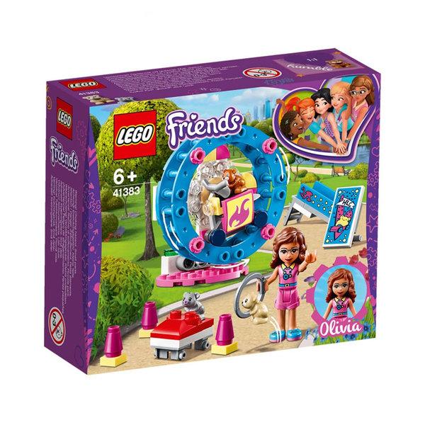 Lego 41383 Friends Площадката за хамстери на Оливия
